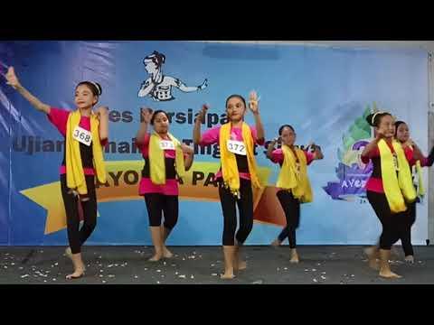 [Ayodya Pala - Zahratul ] Tari Sirih Kuning 27 Jan 2018