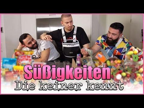 Wir essen Süßigkeiten die du noch nie gesehen hast
