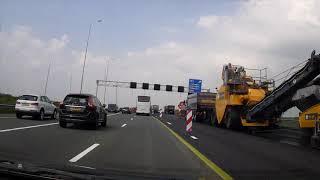 Groot onderhoud A2 Vinkeveen - Abcoude