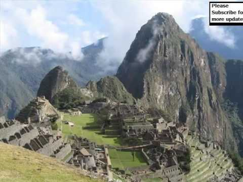 Maccu Piccu | How Best Attractions Landmark Areas Looks Like | Location Picture Gallery