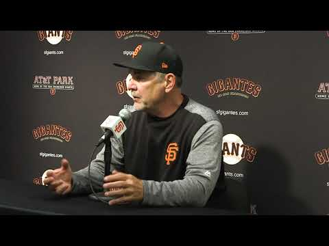 Bochy on extra inning win vs. Dodgers: 'It will be a game talked about'