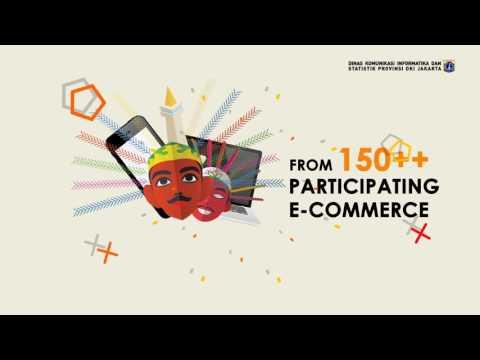 Jakarta Great Online Sale 2017