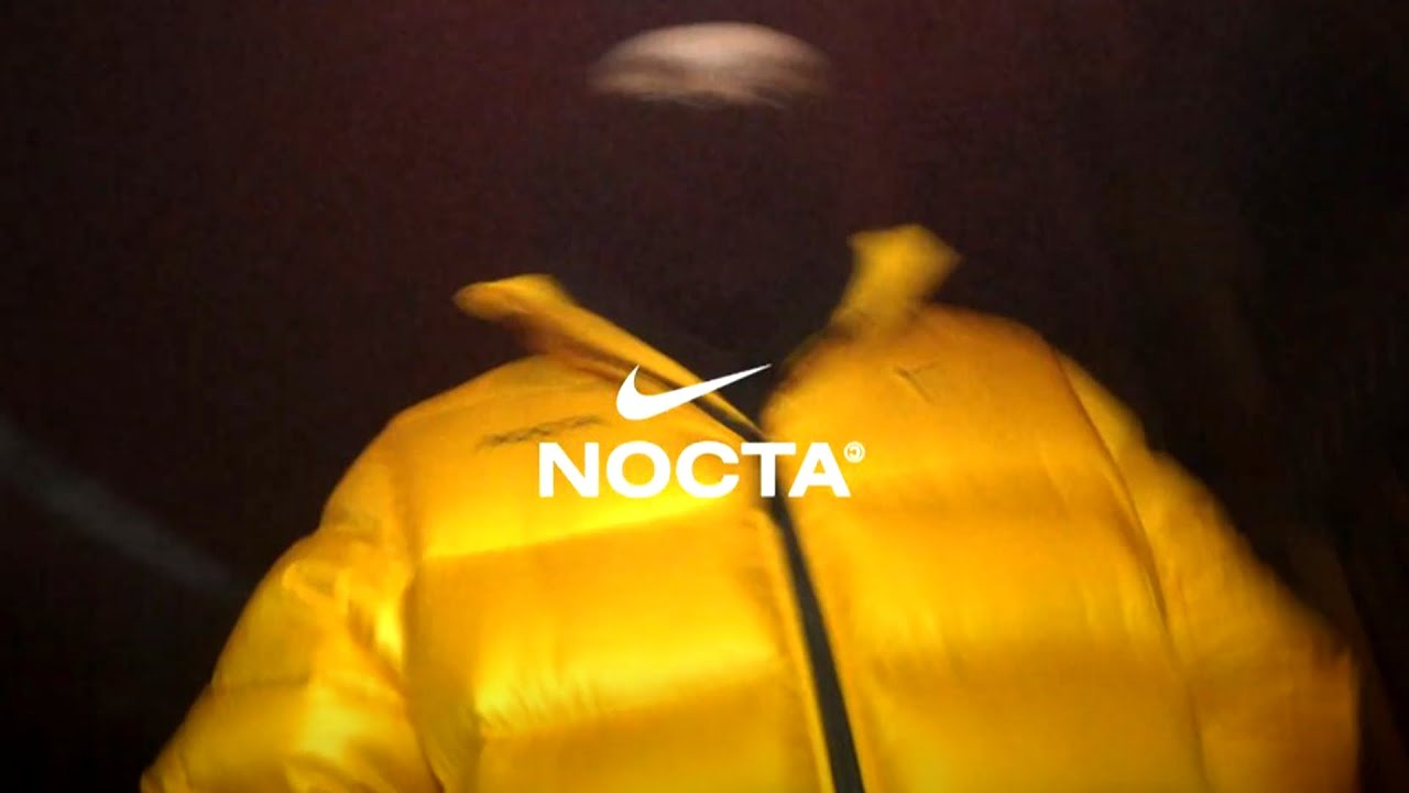 Drake x Nike NOCTA - YouTube