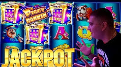 HANDPAY JACKPOT On Piggy Bankin Slot Machine | High Limit piggy Bankin Slot Huge Jackpot