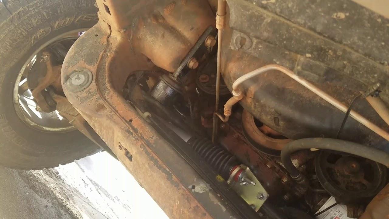 2002 ford f150 triton v8 oil