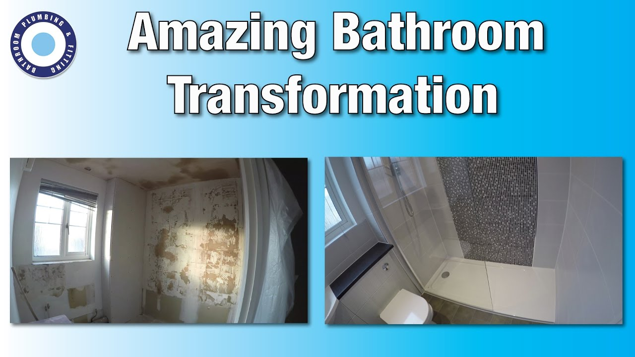 Refit bathroom cost - Bathroom Refit Timelapse Tutorial Diy Amazing Bathroom Transformation