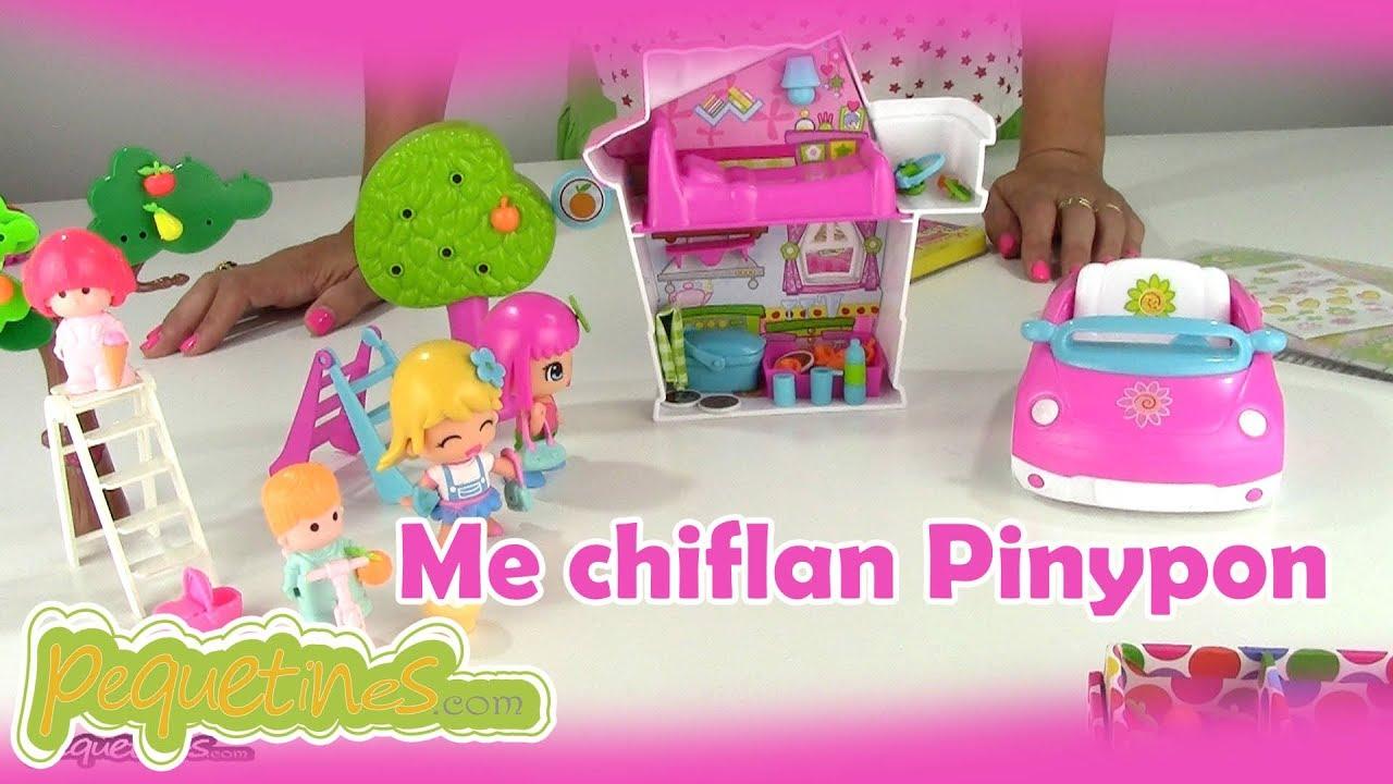 NaranjasQue Un Ricas CocheLa El Árbol Juguetes De Pinypon Casa ¡son Y v8n0wPymNO