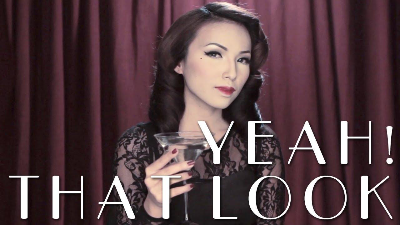 Jasmine willis fmp reflective journal: dita von teese makeup tutorial.