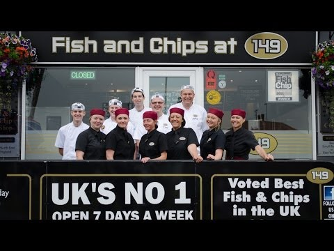 This Is 149 Fish And Chips Bridlington And Barnard Castle