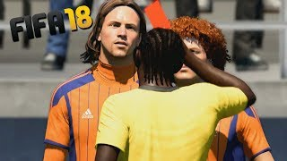 RED CARDS GALORE! - FIFA 18 with The Crew!
