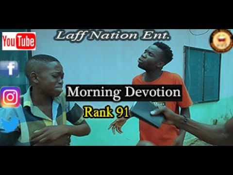 Laff Nation Ent._Rank 91_Morning Devotion