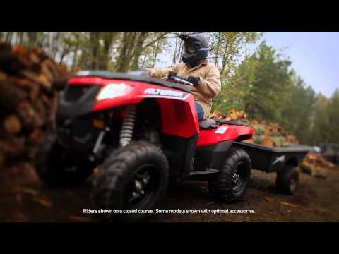 Arctic Cat 2016 Alterra Introduction