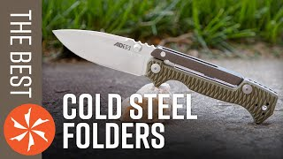 Best Cold Steel Folding Knives of 2020 Available at KnifeCenter.com