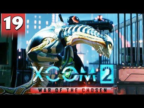 XCOM 2 War of the Chosen #19 - AMBUSHED