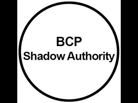 BCP Shadow Overview and Scrutiny Committee 1 November 2018 | Christchurch Borough Council
