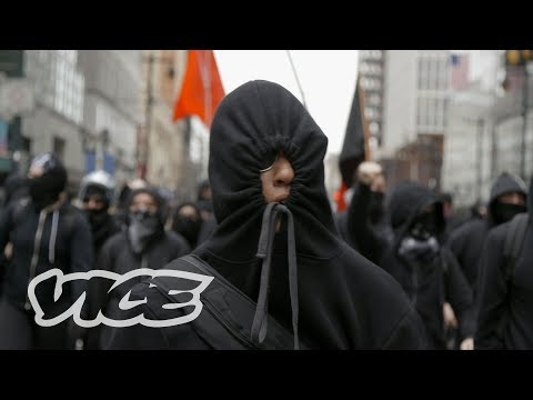 Download Youtube: The Black Bloc: Inside America's Hard Left