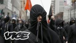 The Black Bloc: Inside America's Hard Left