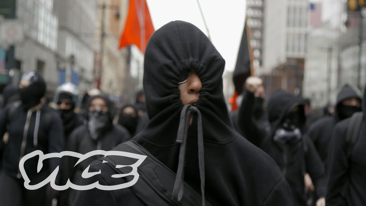Image result for black bloc