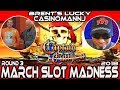 """🚩 ROUND 3 ➡ """"CAPTAIN CUTTHROAT"""" 🎰 #MarchMadness2018 #Slots 🎪 BRENT'S LUCKY SLOTS VS. CASINOMANNJ"""