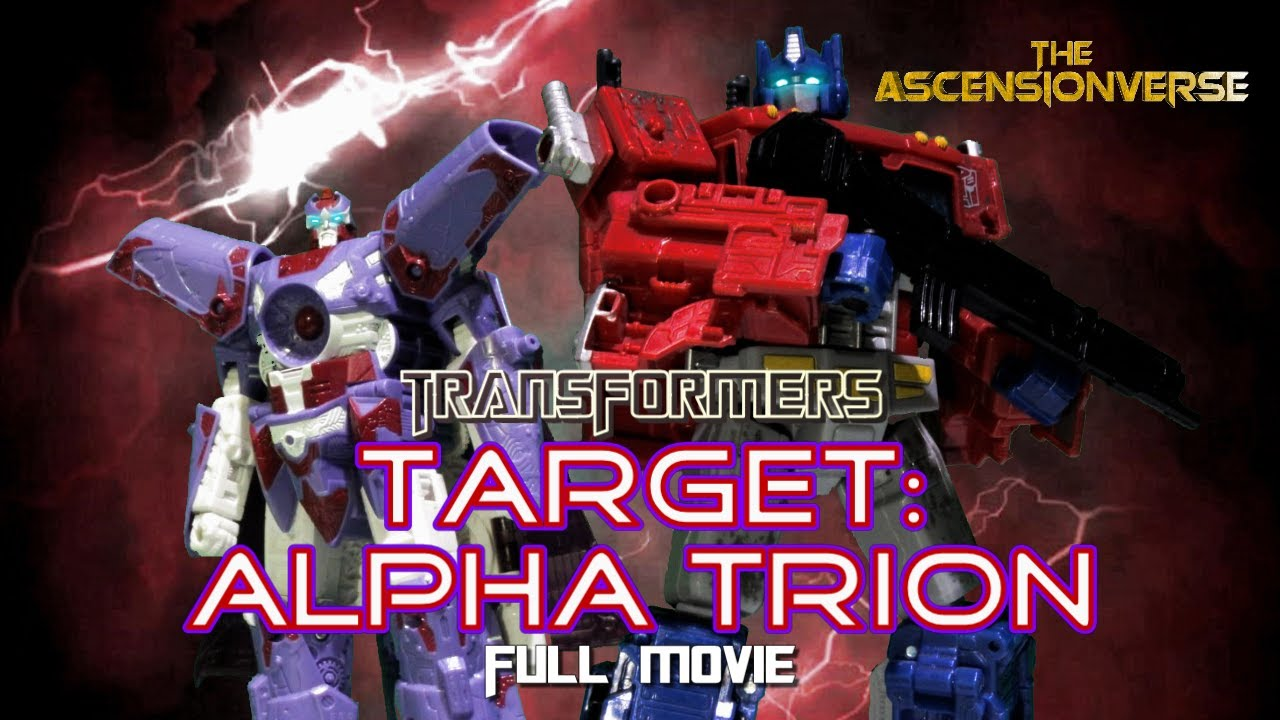 Download Transformers - Target: Alpha Trion FULL MOVIE   The Ascensionverse   Stop Motion Animated Film
