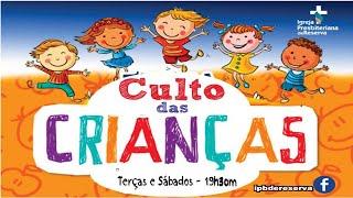 Culto Infantil - 29/08/20