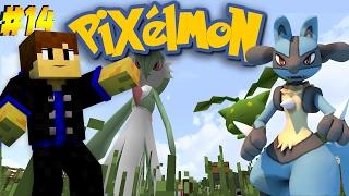 Minecraft: Pixelmon Survival - Episode 14 - GARDEVOIR & ANOTHER SHINY!?