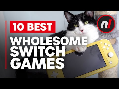10 Best Wholesome Games on Switch