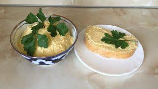 Селедочное масло / Икорное масло / Масло с икрой сельди