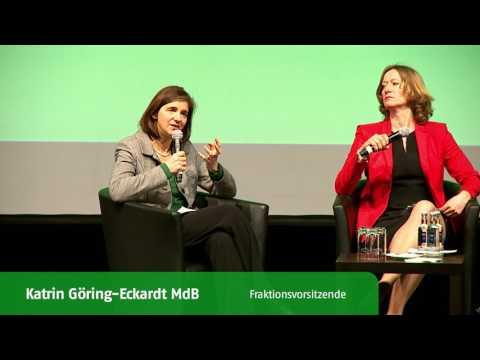 Streitgespräch mit Prof. Dr. Michael Hüther und Katrin Göring-Eckardt