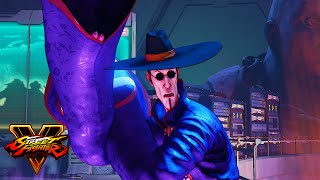 Street Fighter V: F.A.N.G Reveal Video