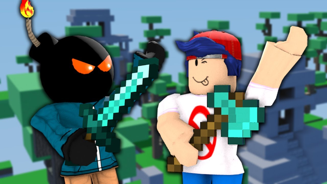 If Whitty played BedWars (roblox)