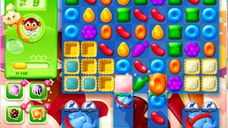 Candy Crush Jelly Saga Level 864 - NO BOOSTERS **