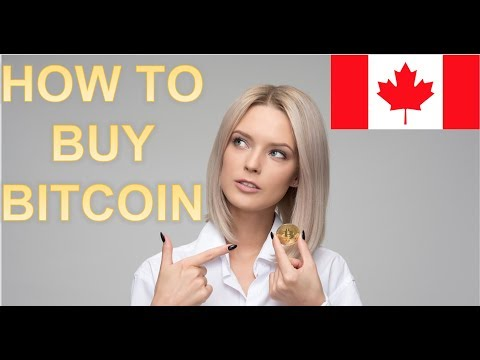 How To Buy Bitcoin In Canada 2019
