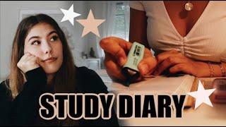 study vlog I Shalina Chantal