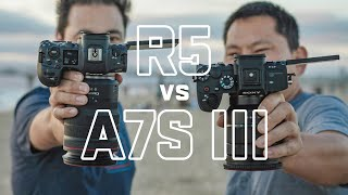 Canon R5 vs Sony A7S III | Why I'm Switching