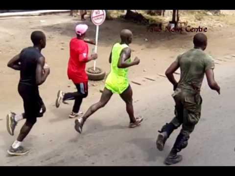 2017 Mount Cameroon Race of Hope in Buea