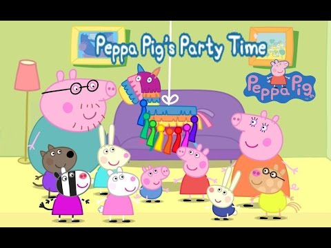 peppa-pig's-party-time-part-1--top-app-demos-for-kids---ellie