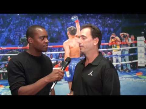 GGG Promoter Tom Loeffler: OFFERS FIGHT to Carl Froch at 168! & Still Willing to Fight Chris Eubank