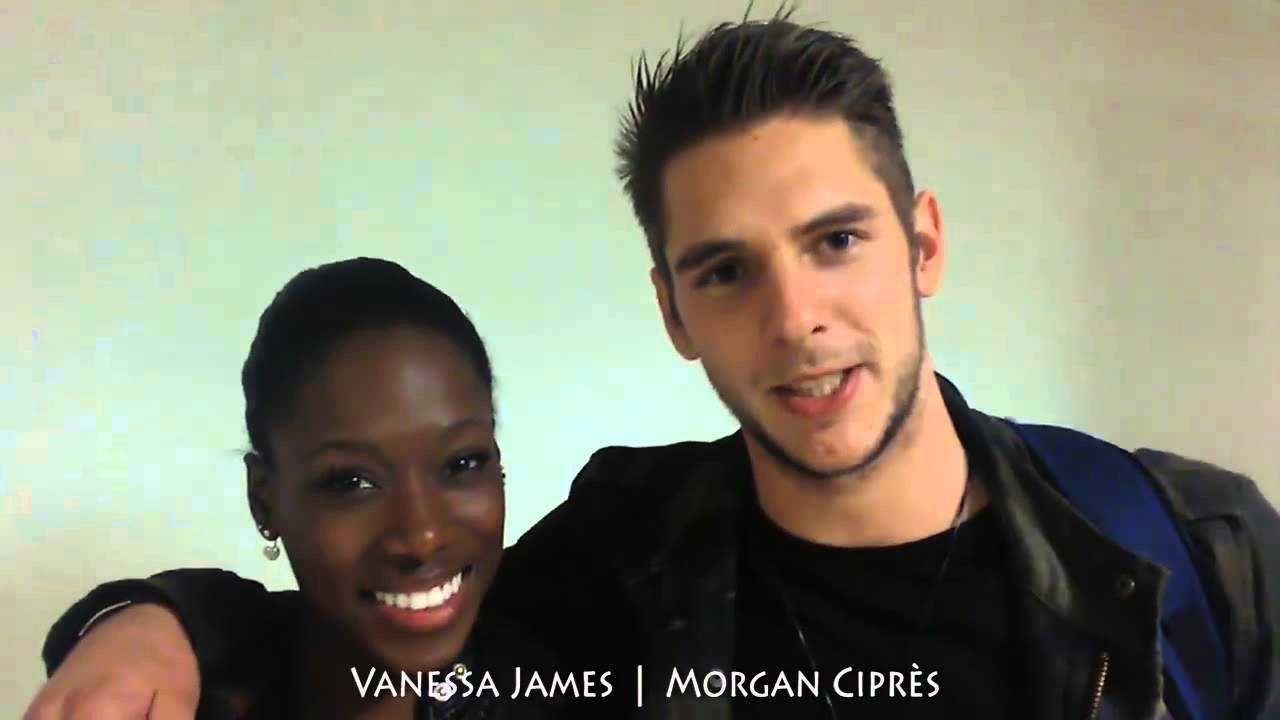 Vanessa James Morgan Cipr 232 S Name Pronunciation Youtube