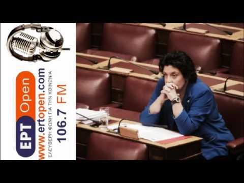 """Λ. Κανέλλη: """" Δεν μπορεί και το ΚΚΕ να αναφωνεί κάθε μέρα """"Ντάνος - Ντάνος""""!"""