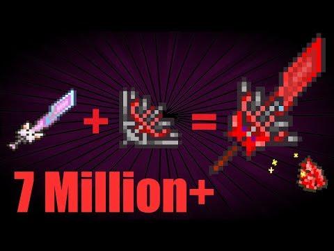 Terraria Supreme Buffed Vampiomere Vs Calamity Mod Boss Rush Youtube