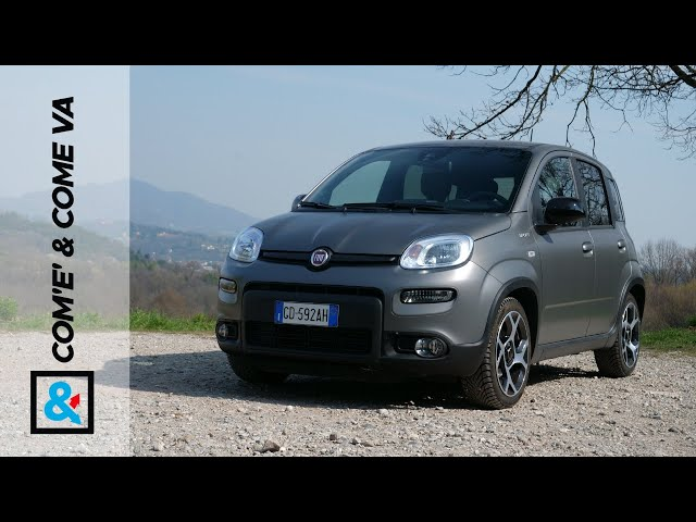 FIAT PANDA HYBRID 2021 | Com'è & Come va