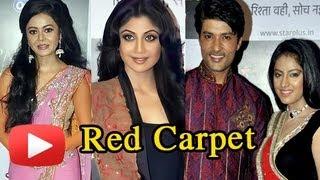 Star Parivaar Awards 2013 Red Carpet - FULL VIDEO