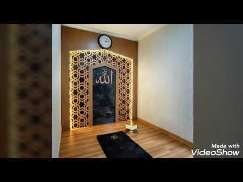 Muslims Prayer Room Ideas Namaz Room In House Islam Prayer Room Ideas Tulip Fusion Youtube