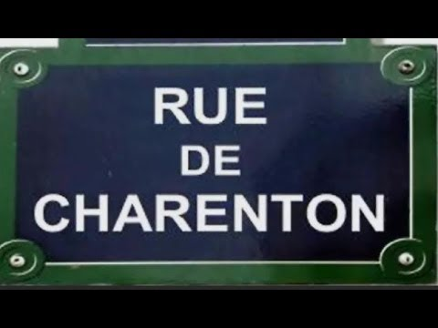 Rue de Charenton Paris Arrondissement 12e