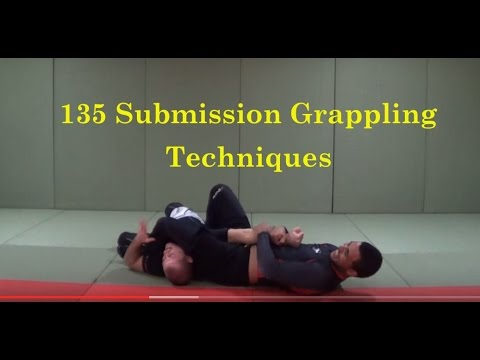 135 Submission grappling techniques by Shak from Beyond Grappling