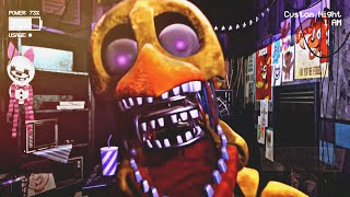 Five Nights at Freddy's 2 Remake es IMPRESIONANTE - Another FNAF Fangame Open Source (FNAF Game)