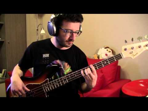 R.E.M. - The one I love (Bass Cover)