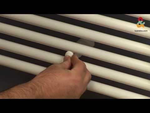 Silema calefaccion como purgar un radiador como - Purgar radiador toallero ...
