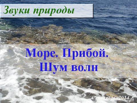 скачать релакс звуки моря